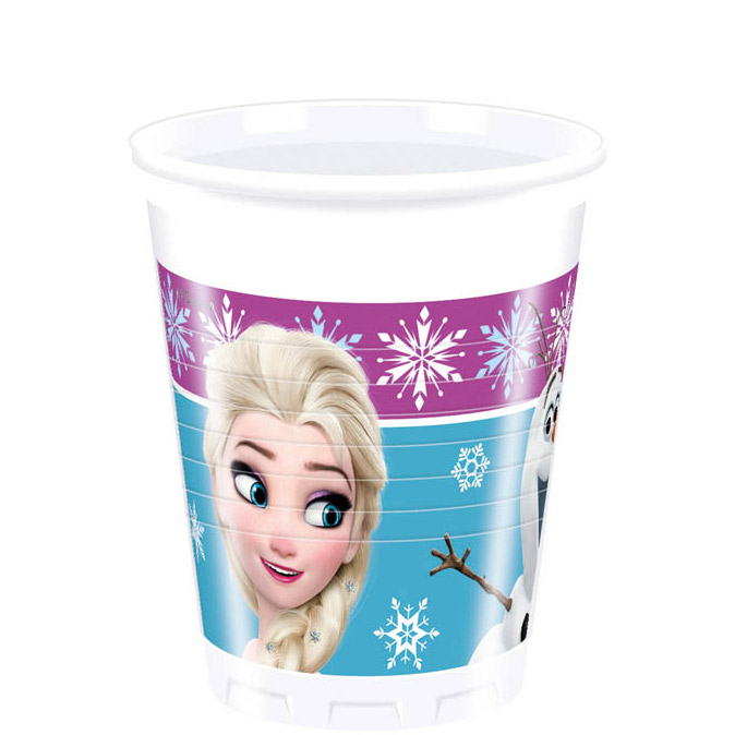 Bekers Disney Frozen, 8st.