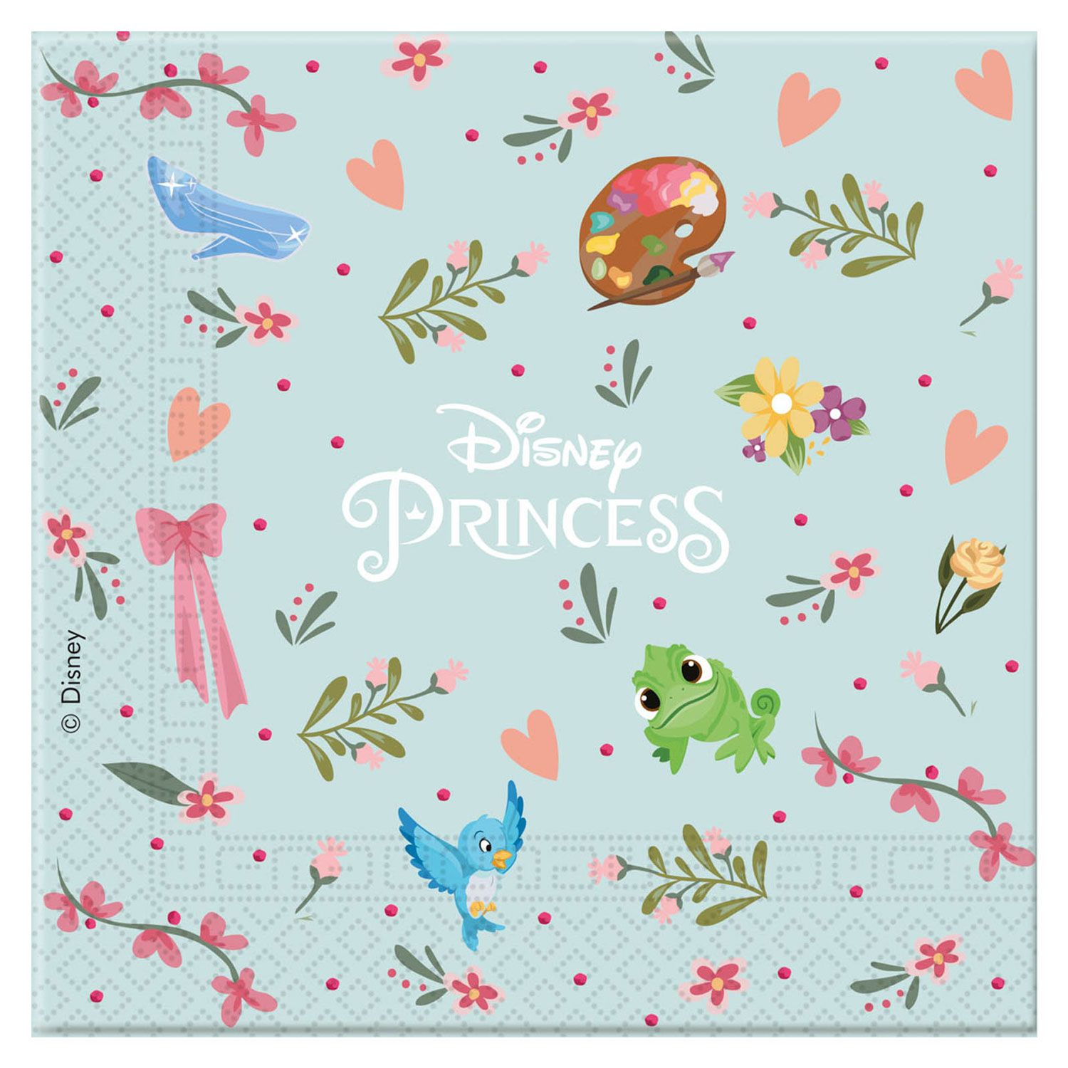 Servetten Disney Prinses, 20st.
