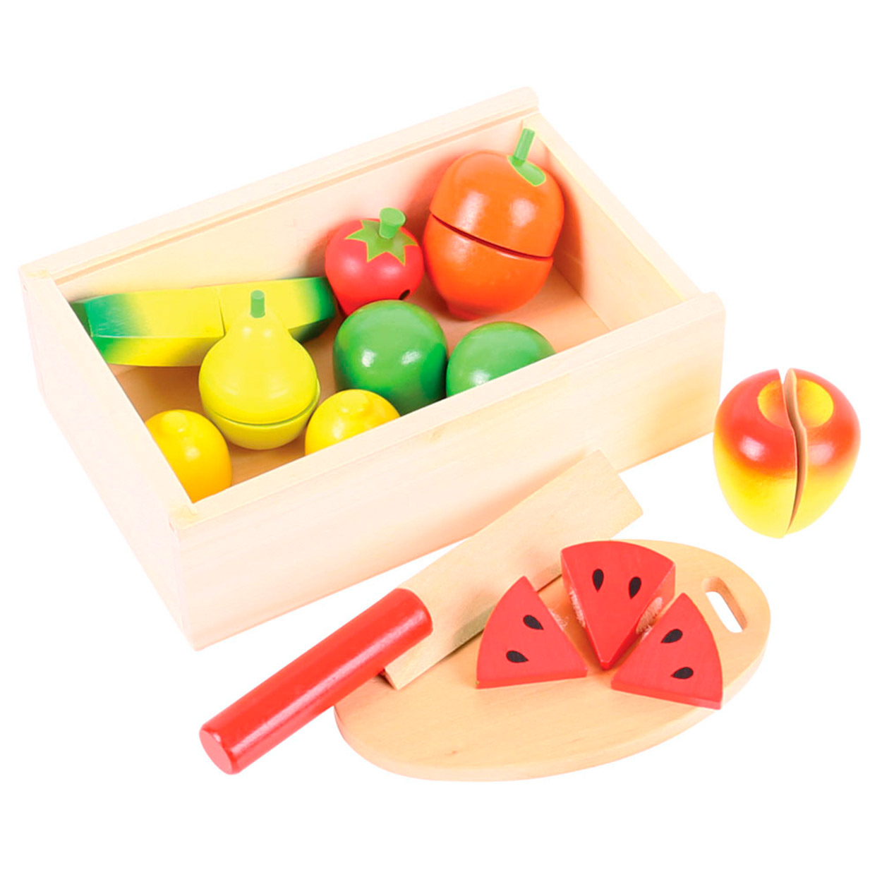 snijfruit speelgoed