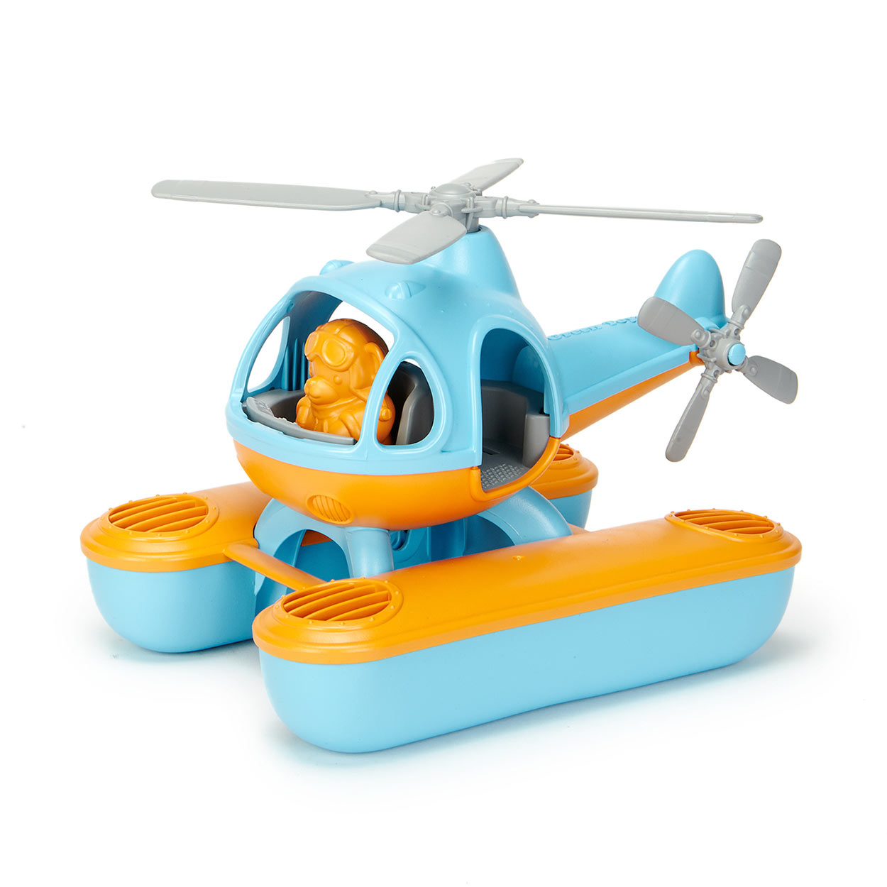Green Toys Waterhelikopter