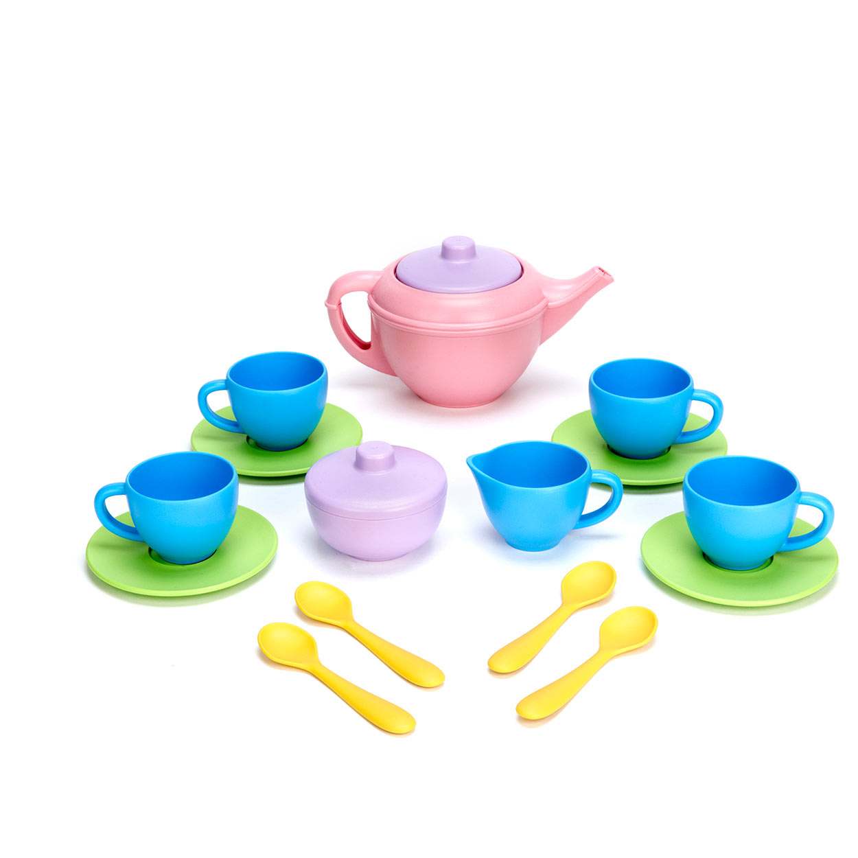 Green Toys Thee Speelset