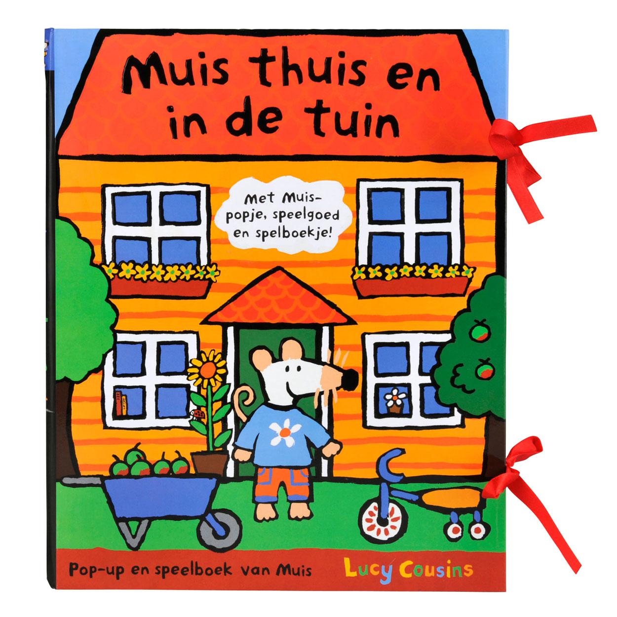 41978eec5ce Muis Thuis En In De Tuin online kopen   Lobbes Speelgoed