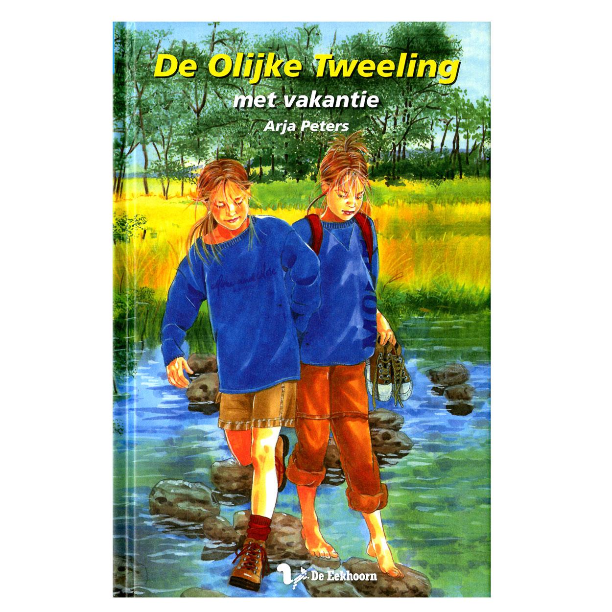 de olijke tweeling met vakantie kopen lobbes nl