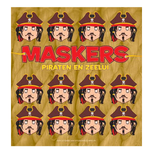 Maskers: Piraten en zeelui