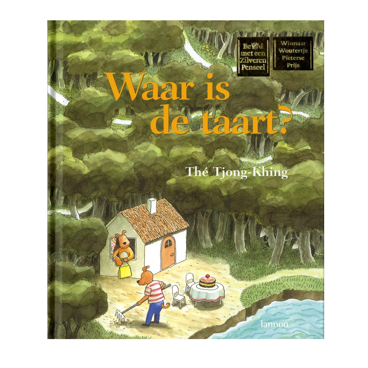 waar is de taart prentenboek Waar Is De Taart? online kopen   Lobbes.nl waar is de taart prentenboek