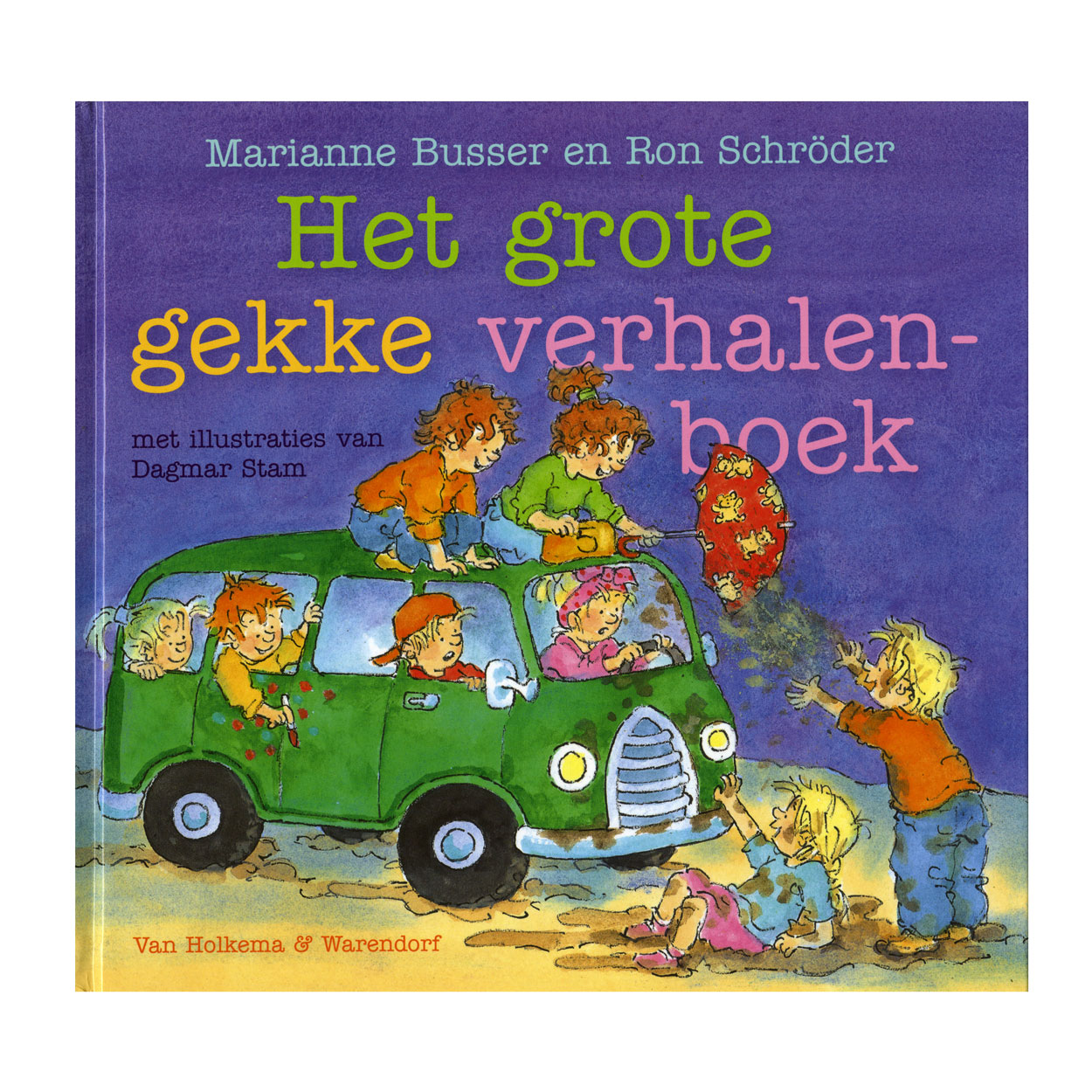 Het grote gekke verhalenboek online kopen   Lobbes nl