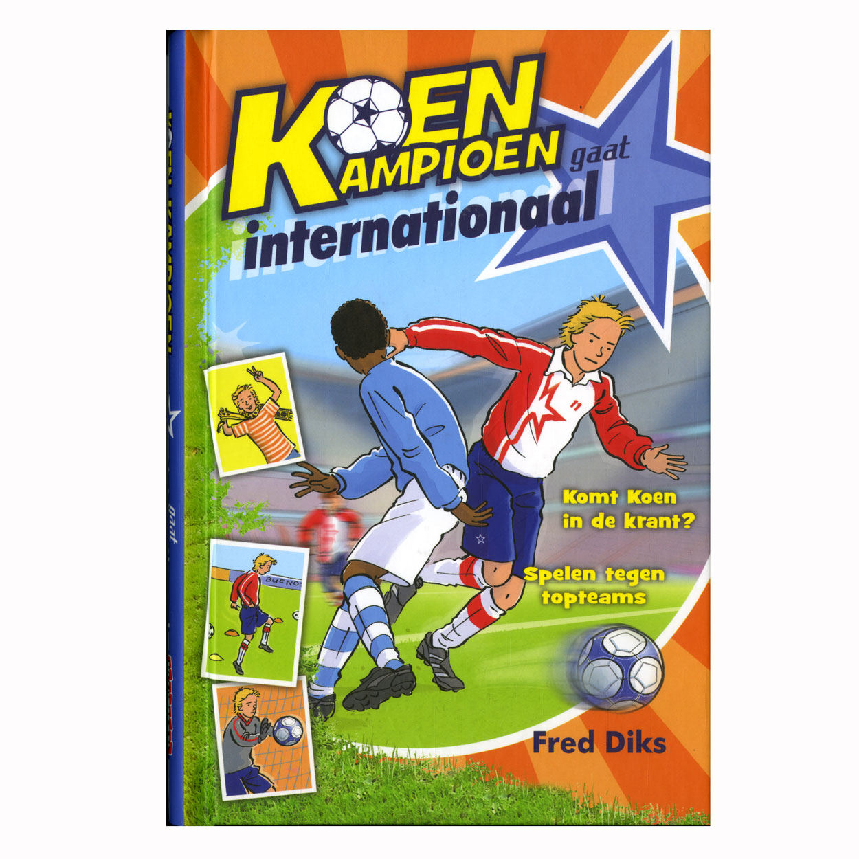 Koen Kampioen Gaat Internationaal