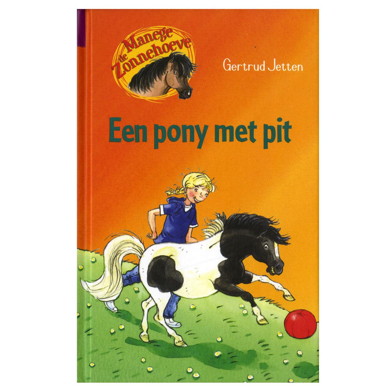 Manege De Zonnehoeve Een Pony Met Pit Online Kopen
