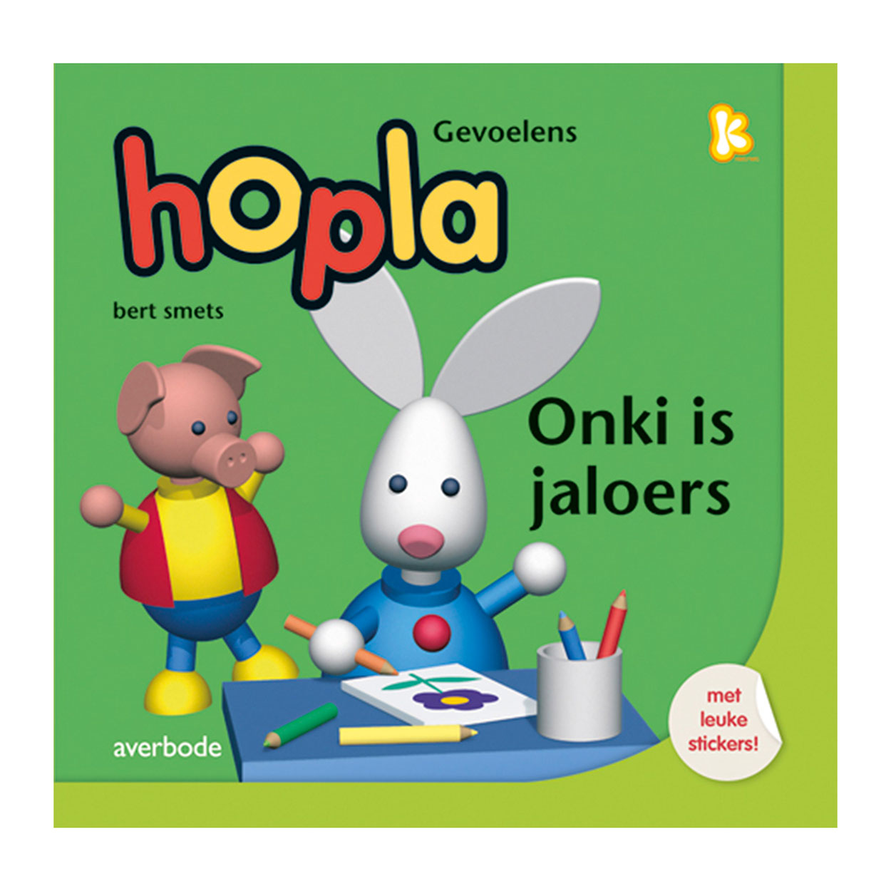 Hopla - Onki is jaloers