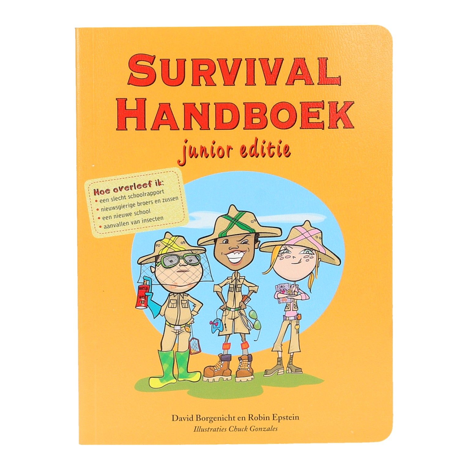 Survival handboek Junior editie
