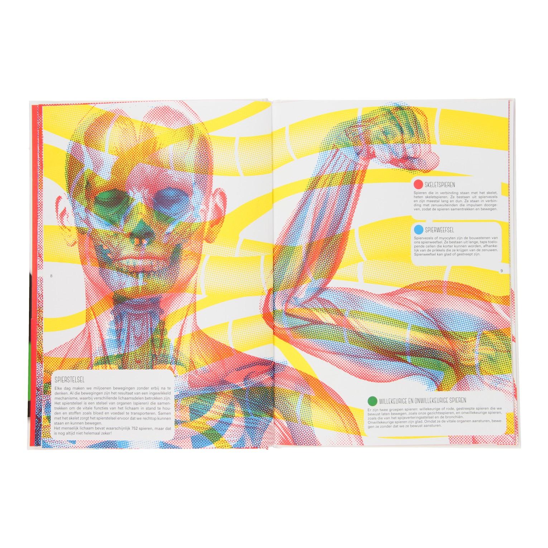 Sassi Science Lensboek Menselijk Lichaam