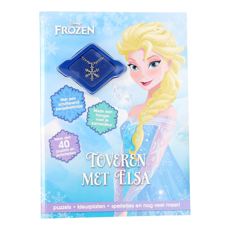 Kleurplaten Disney Frozen Elsa.Disney Frozen Toveren Met Elsa Online Kopen Lobbes Nl