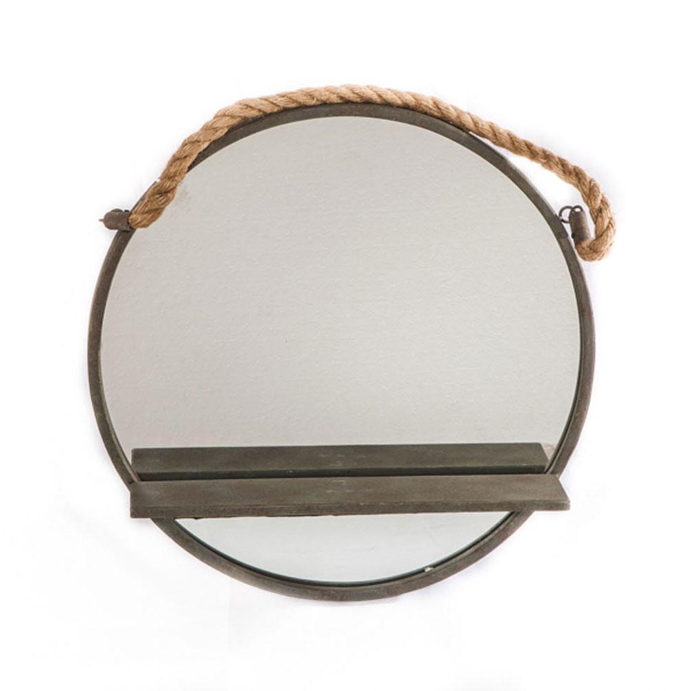 Fabulous Spiegel aan Touw Rond, 45cm online kopen | Lobbes.nl #FN68