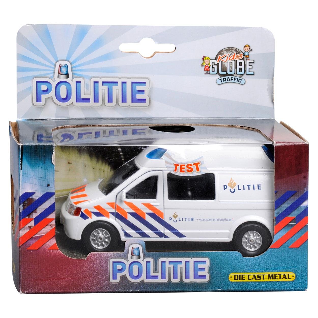 Politieauto Met Licht En Geluid Online Kopen Lobbes Nl