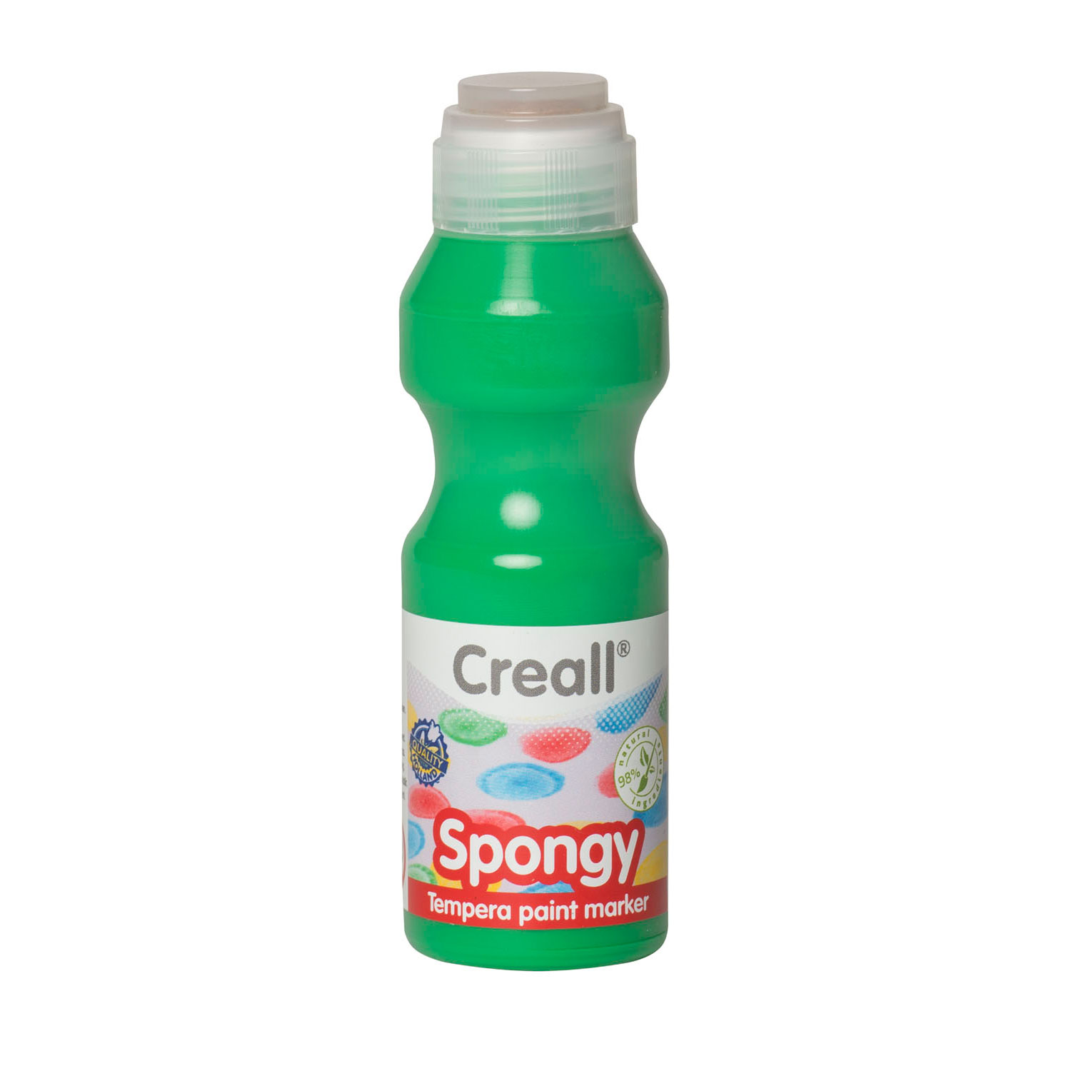 Creall Spongy Verfstift Groen, 70ml