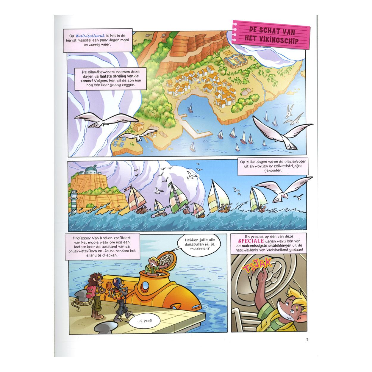 Schat van het vikingschip online kopen - Kast voor het opslaan van boeken ...