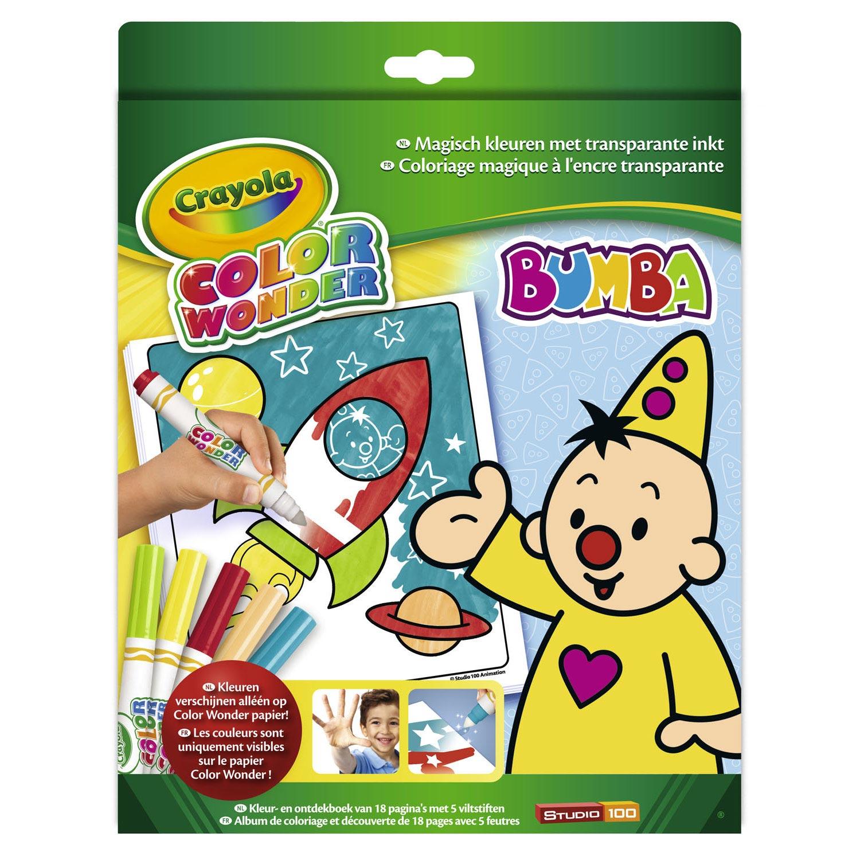 Crayola Color Wonder - Bumba online kopen | Lobbes.nl