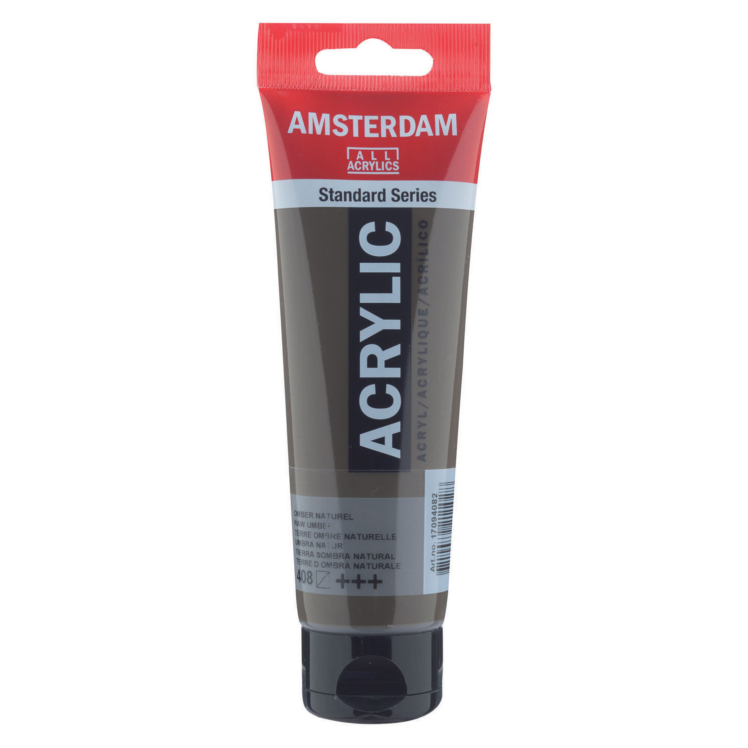 Amsterdam Acrylverf Omber Naturel, 120ml