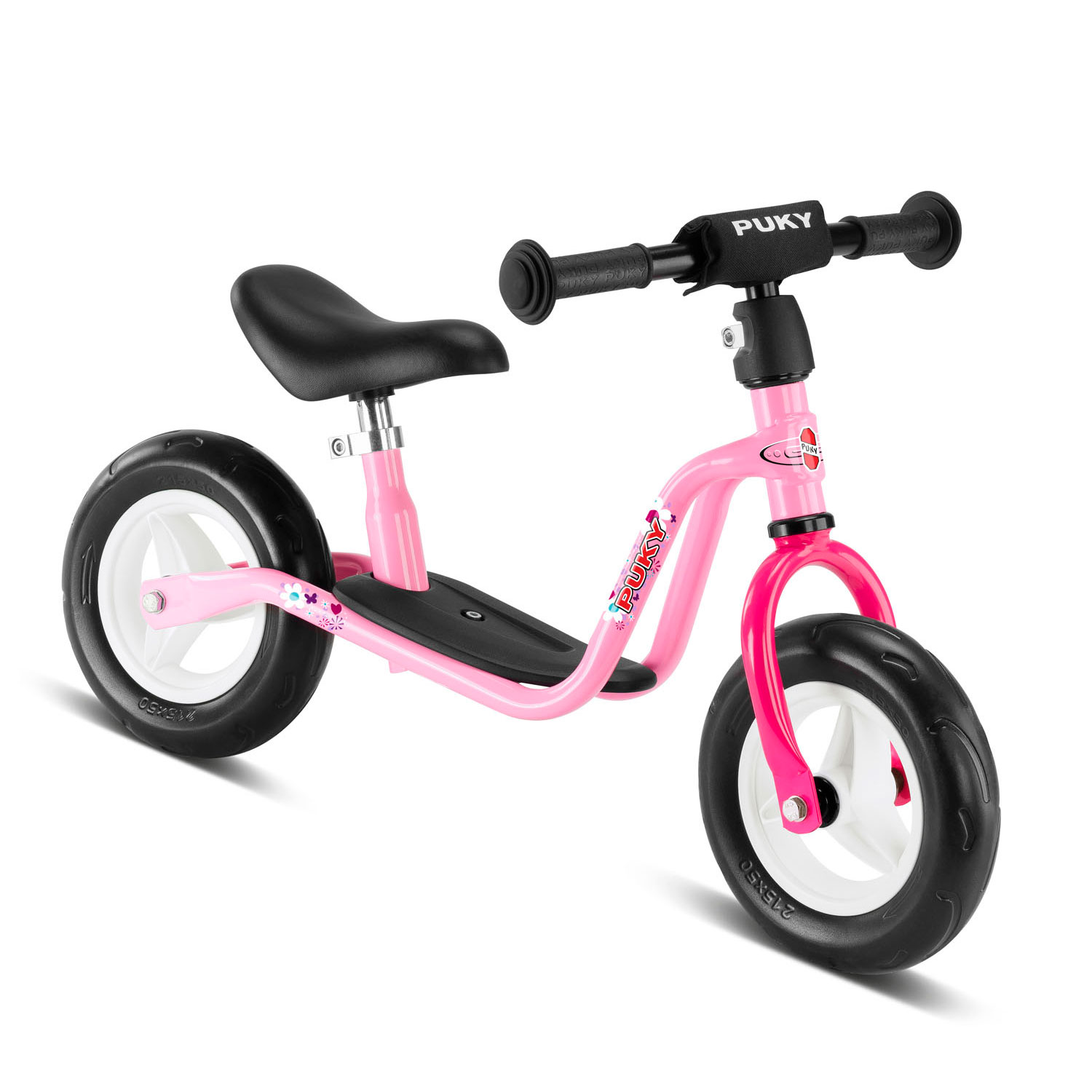 PUKY LR M Loopfiets Medium Roze