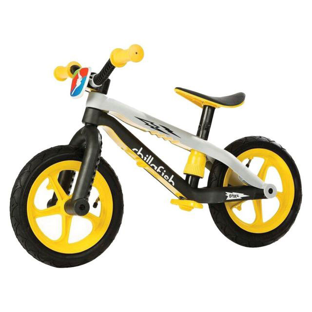 Chillafish BMXie RS Loopfiets - Geel