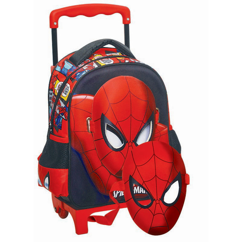 Spiderman Trolley- en Tas