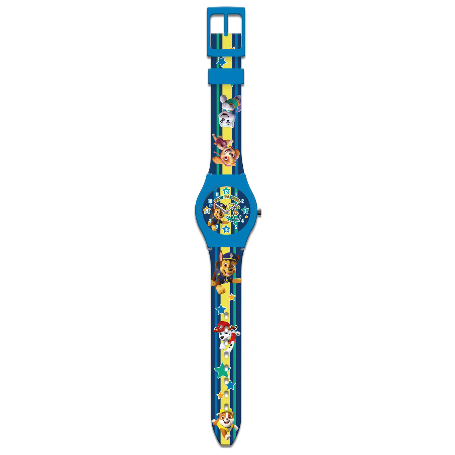 Horloge Paw Patrol in Metalen Box