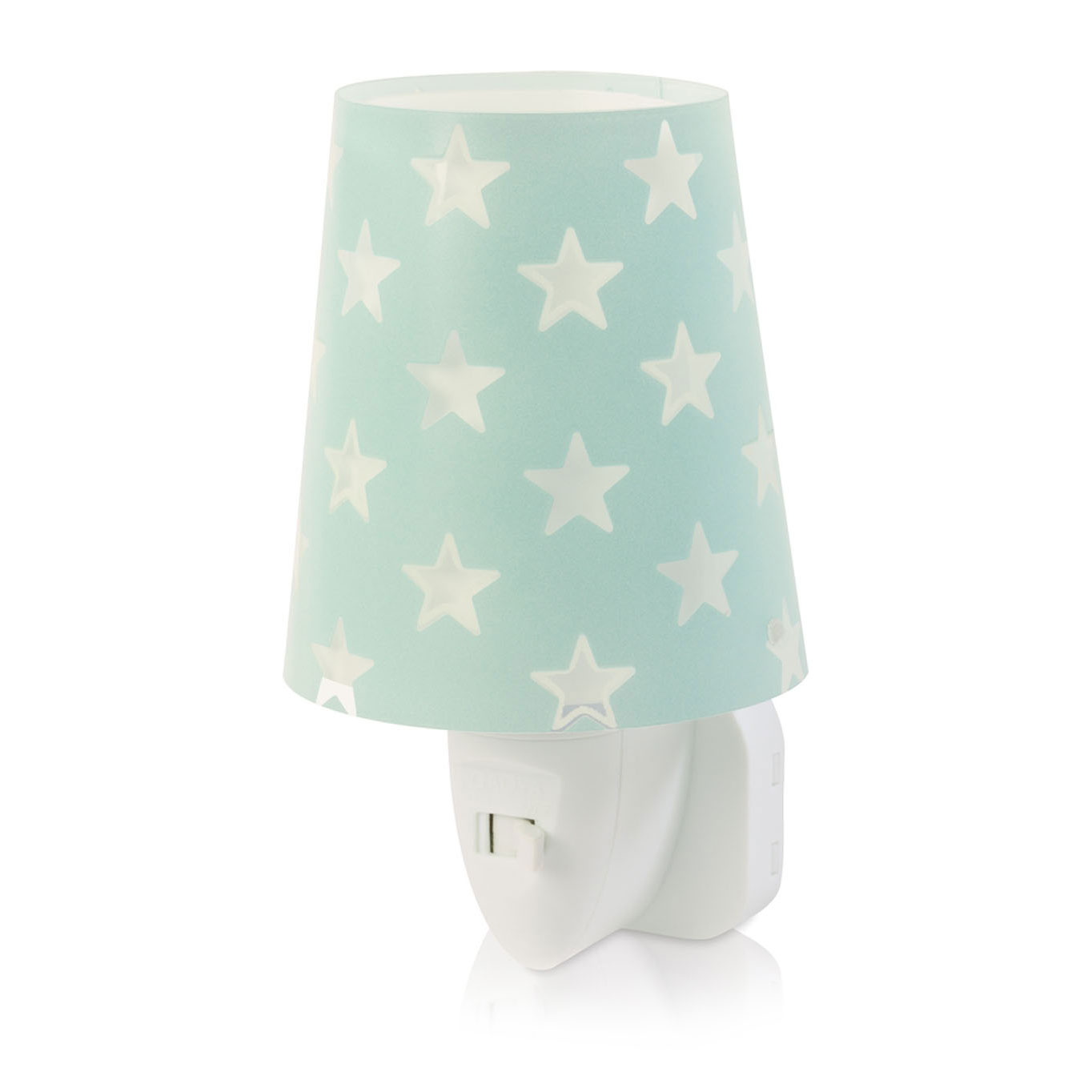 Dalber Nachtlamp LED Sterren Glow in the Dark Turqoise