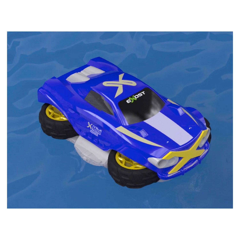 Op afstand bestuurbare monstertruck Mini Aquajet