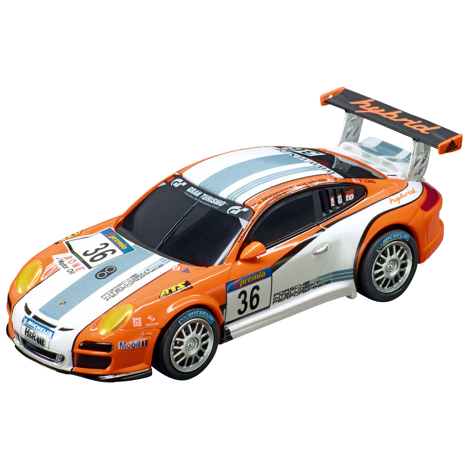 carrera go raceauto porsche gt3 online kopen. Black Bedroom Furniture Sets. Home Design Ideas