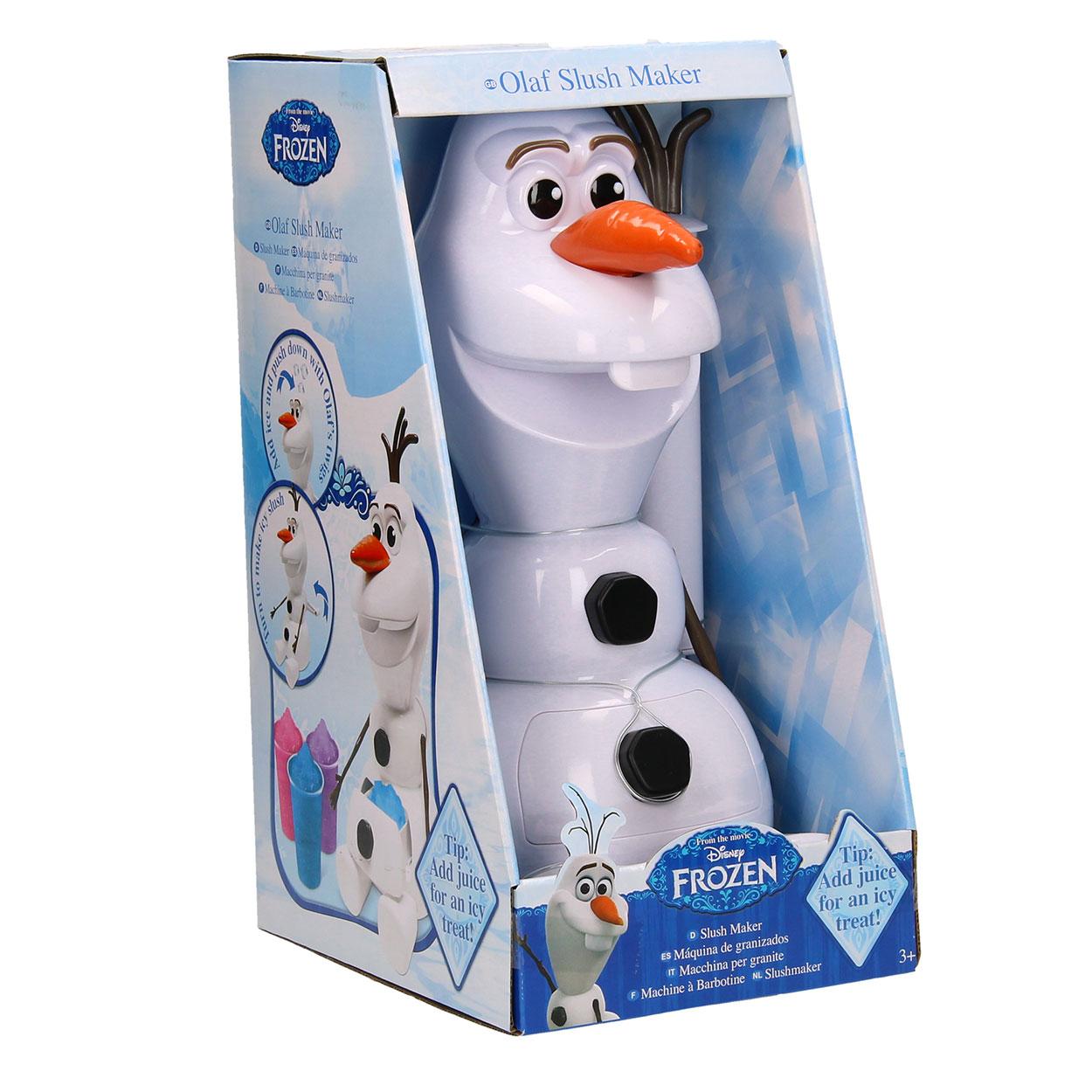 Disney Keukenaccessoires : Disney Frozen Olaf Slush Machine online kopen Lobbes nl