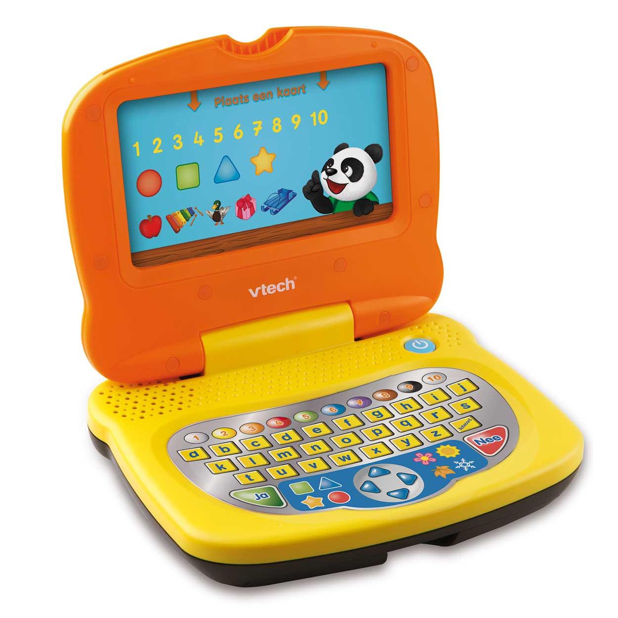Vtech mijn kaartjes laptop online kopen for Poppenhuis kind 2 jaar