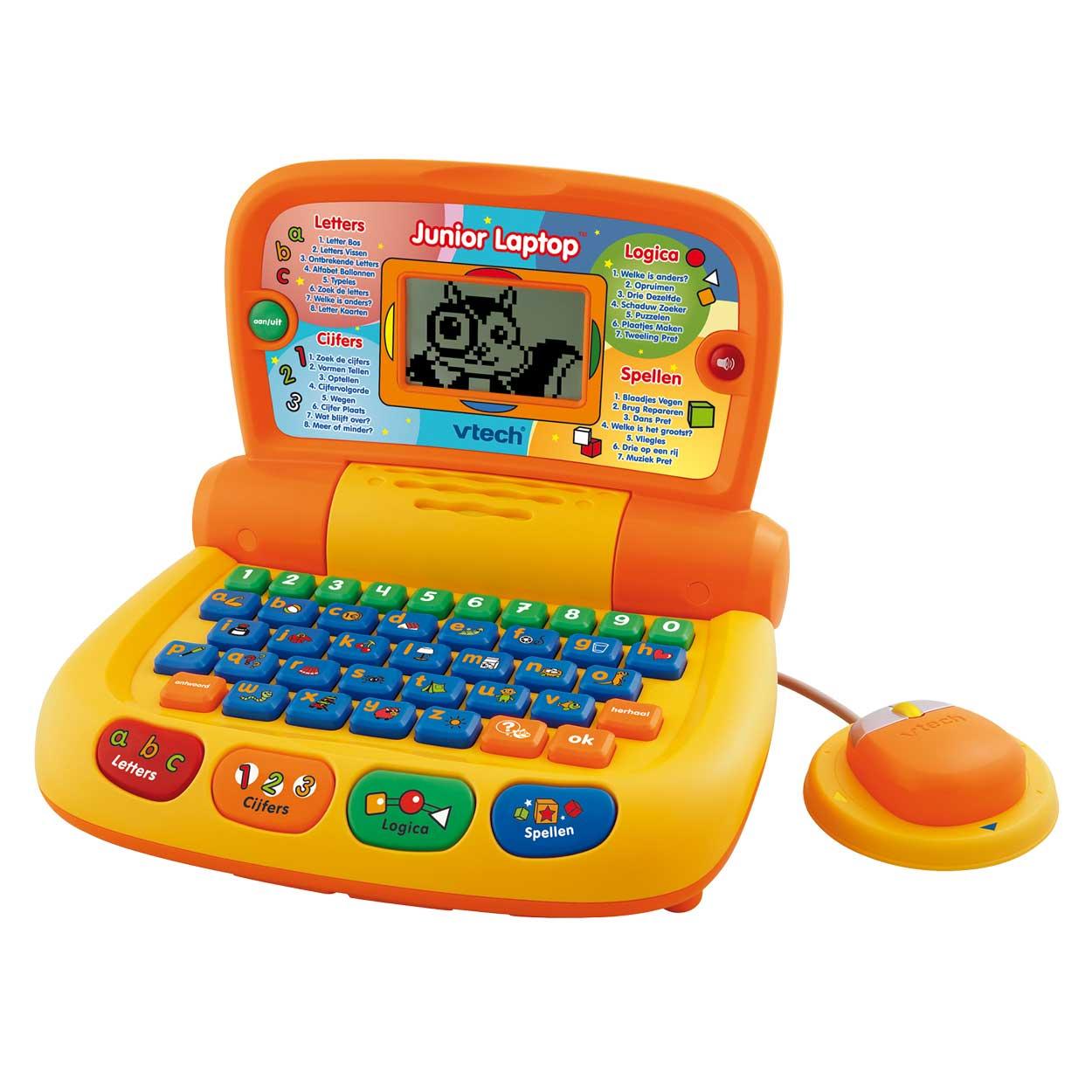 Ongebruikt VTech Junior Laptop online kopen | Lobbes Speelgoed FT-53