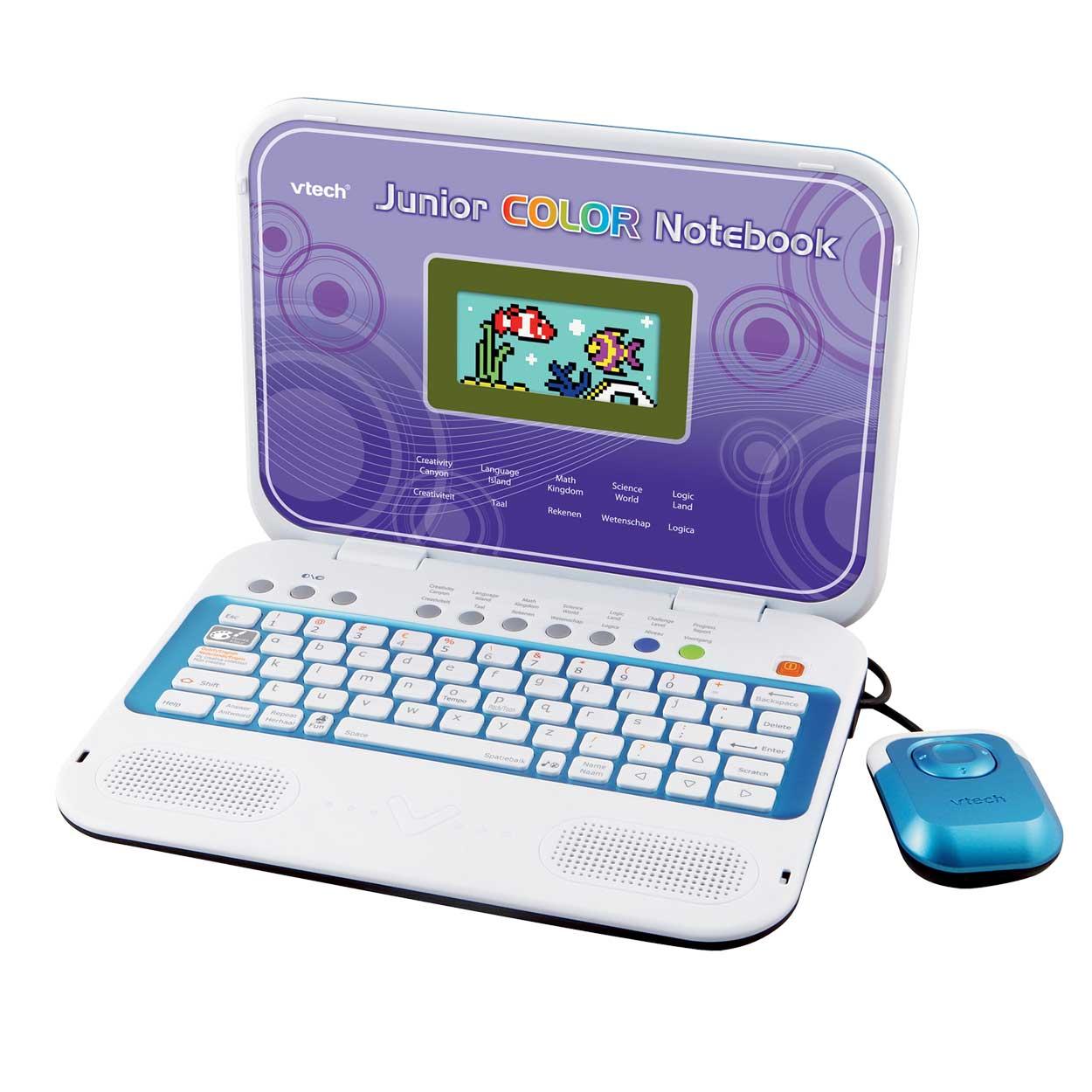 Spiksplinternieuw VTech Junior Color Notebook online kopen | Lobbes Speelgoed DA-02