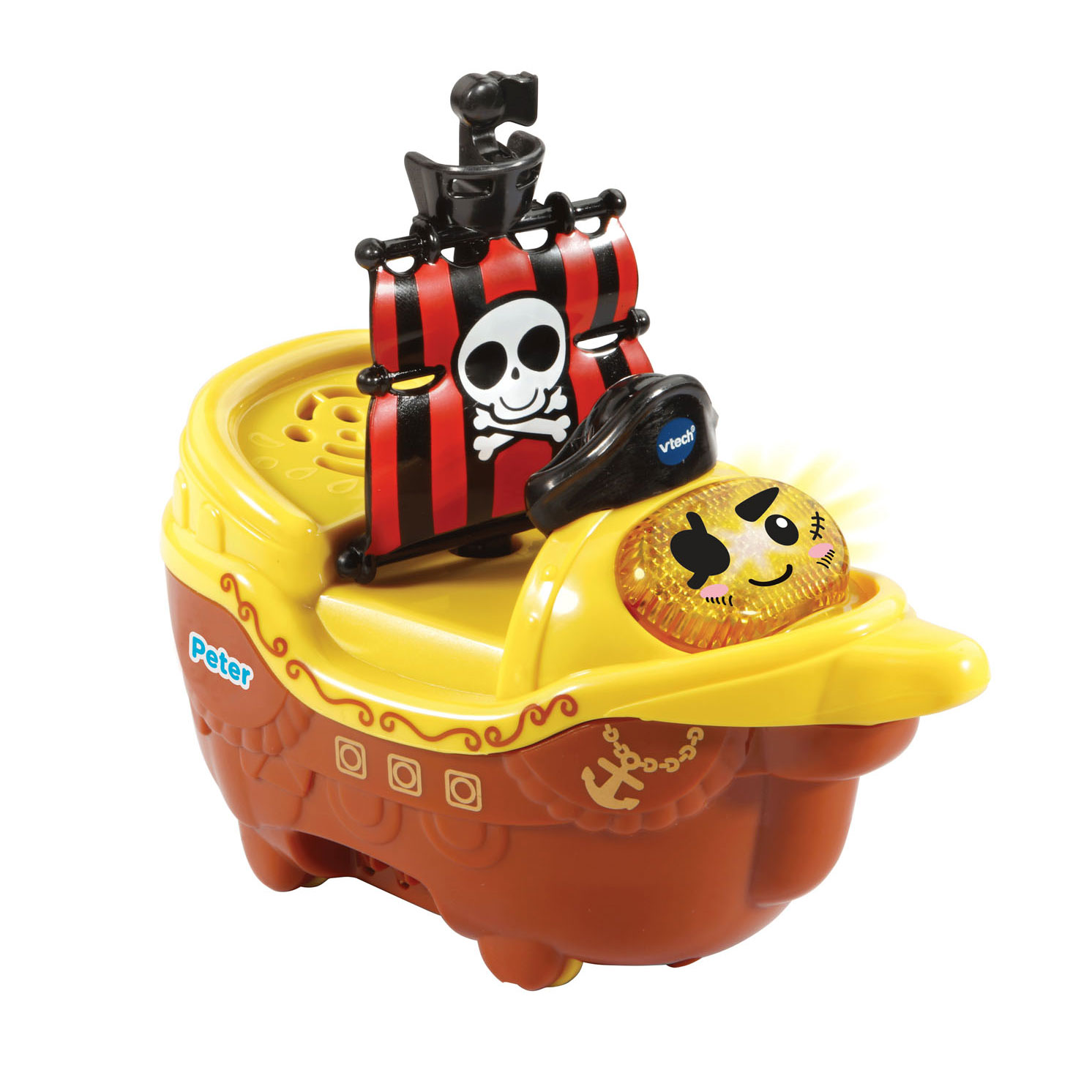 VTech Blub Blub Bad Bootjes - Peter Piratenschip