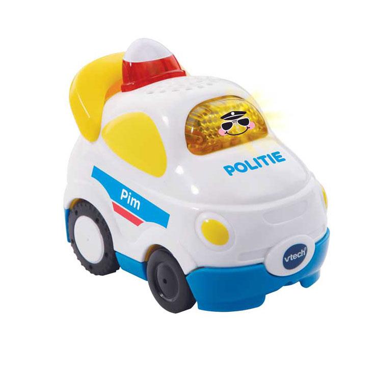 Vtech Toet Toet Auto S Pim Rc Politieauto Online Kopen Lobbes Nl