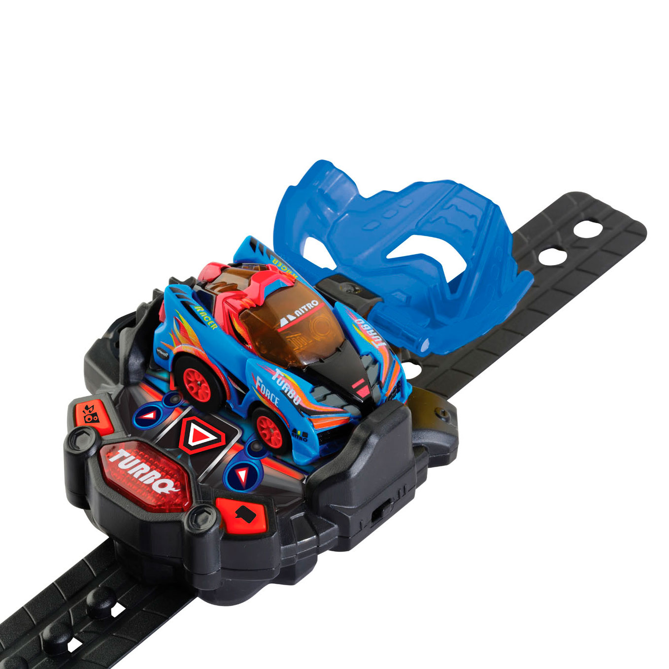 VTech Turbo Force Racer - Blauw