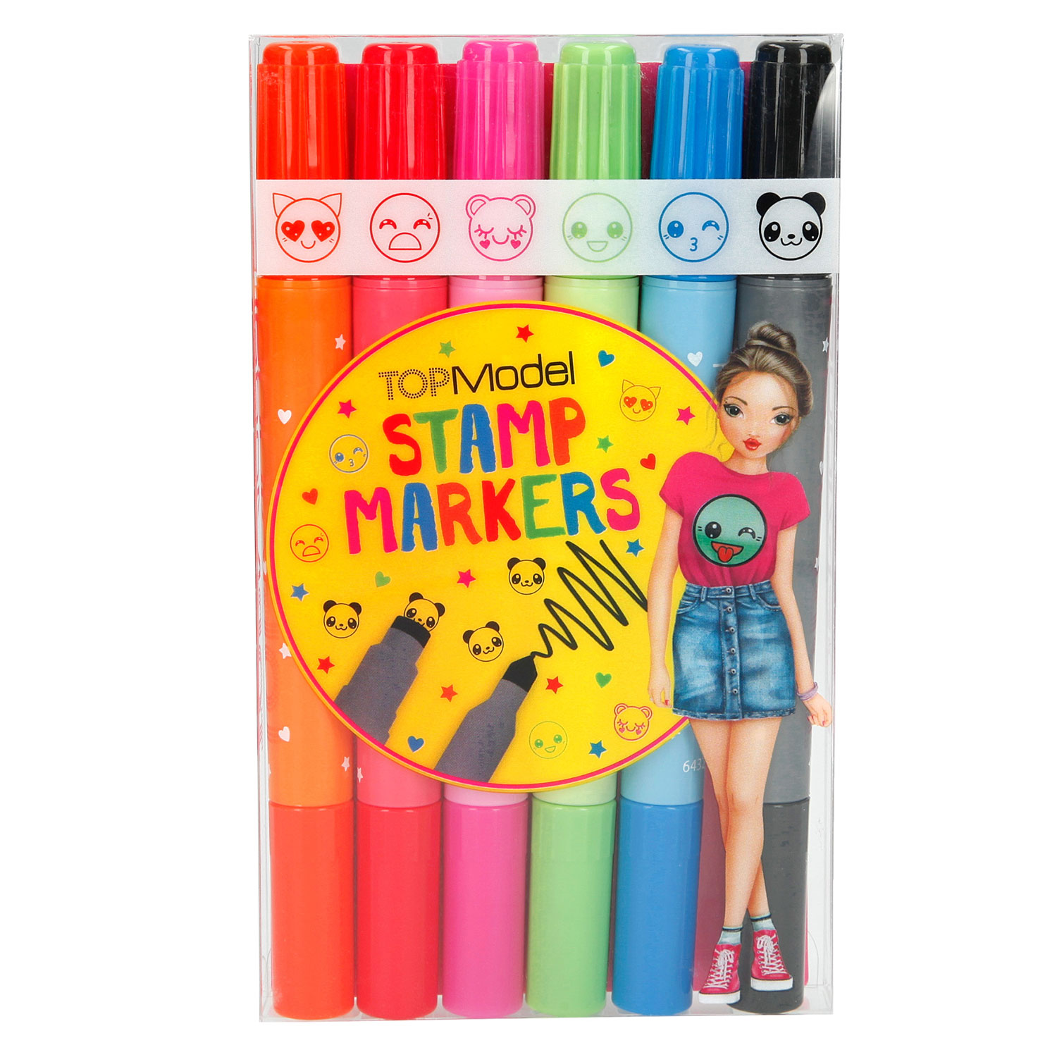 Topmodell Stamp Markers
