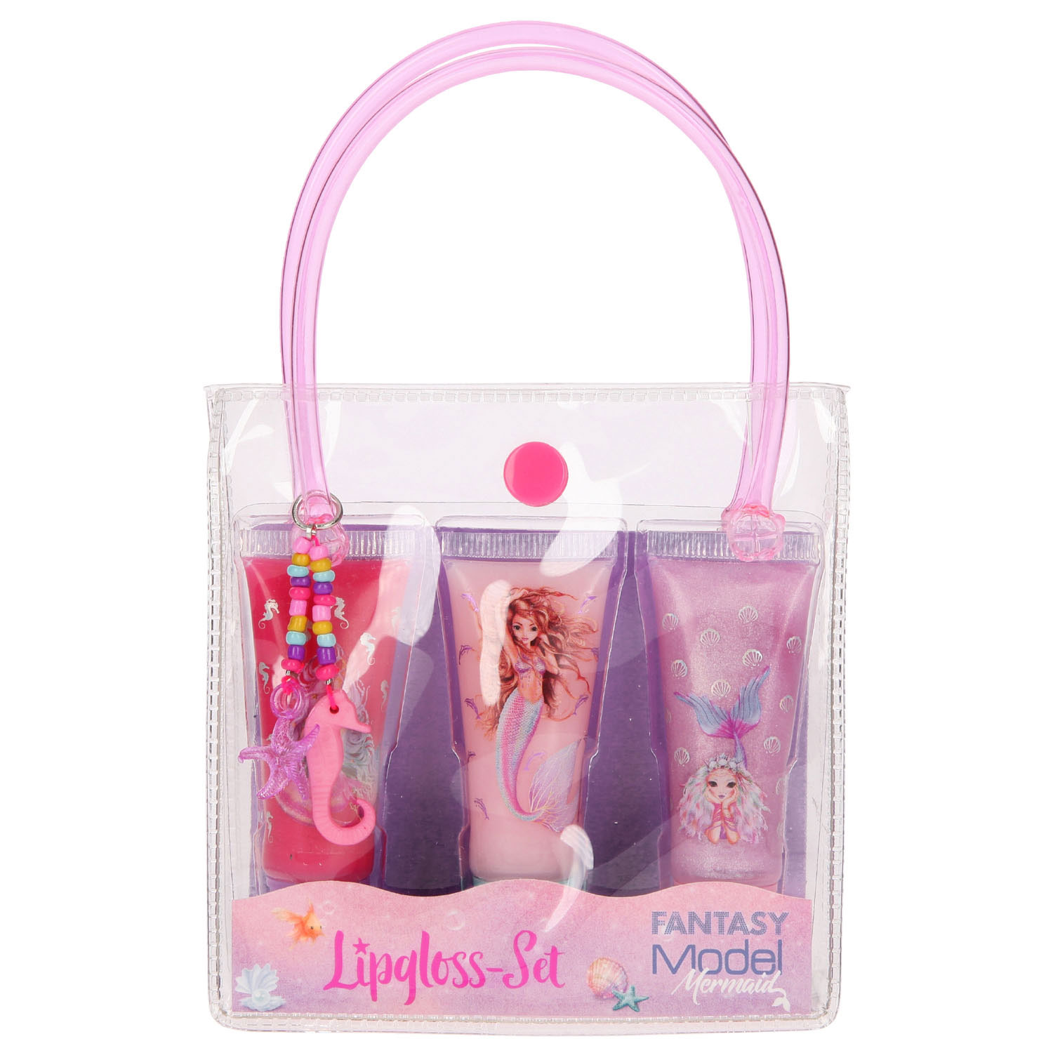 TOPModel Fantasy Model Lipgloss set in Tasje Zeemeermin