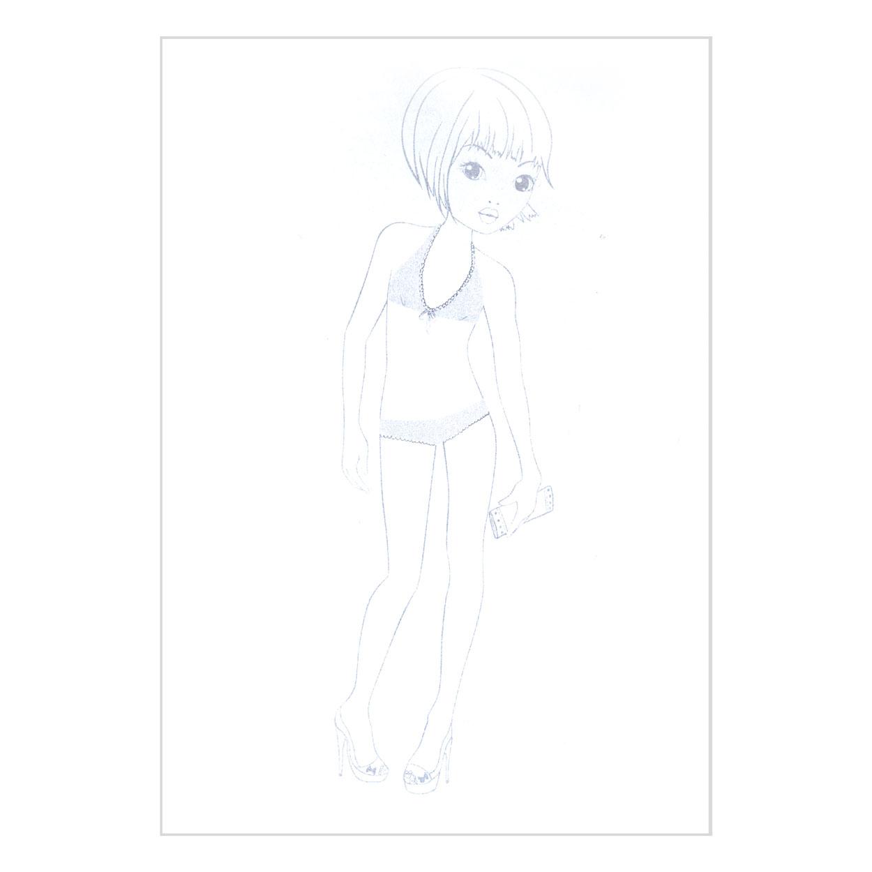 Topmodel Notitieblok A5 Jenny Online Kopen Lobbes Nl