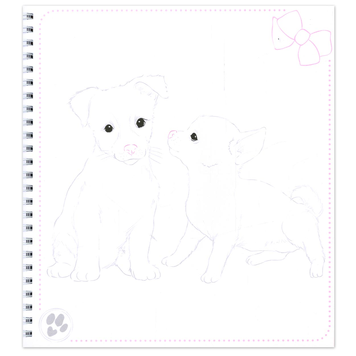 Doggy Coloring Pages Printable Cooloringcom