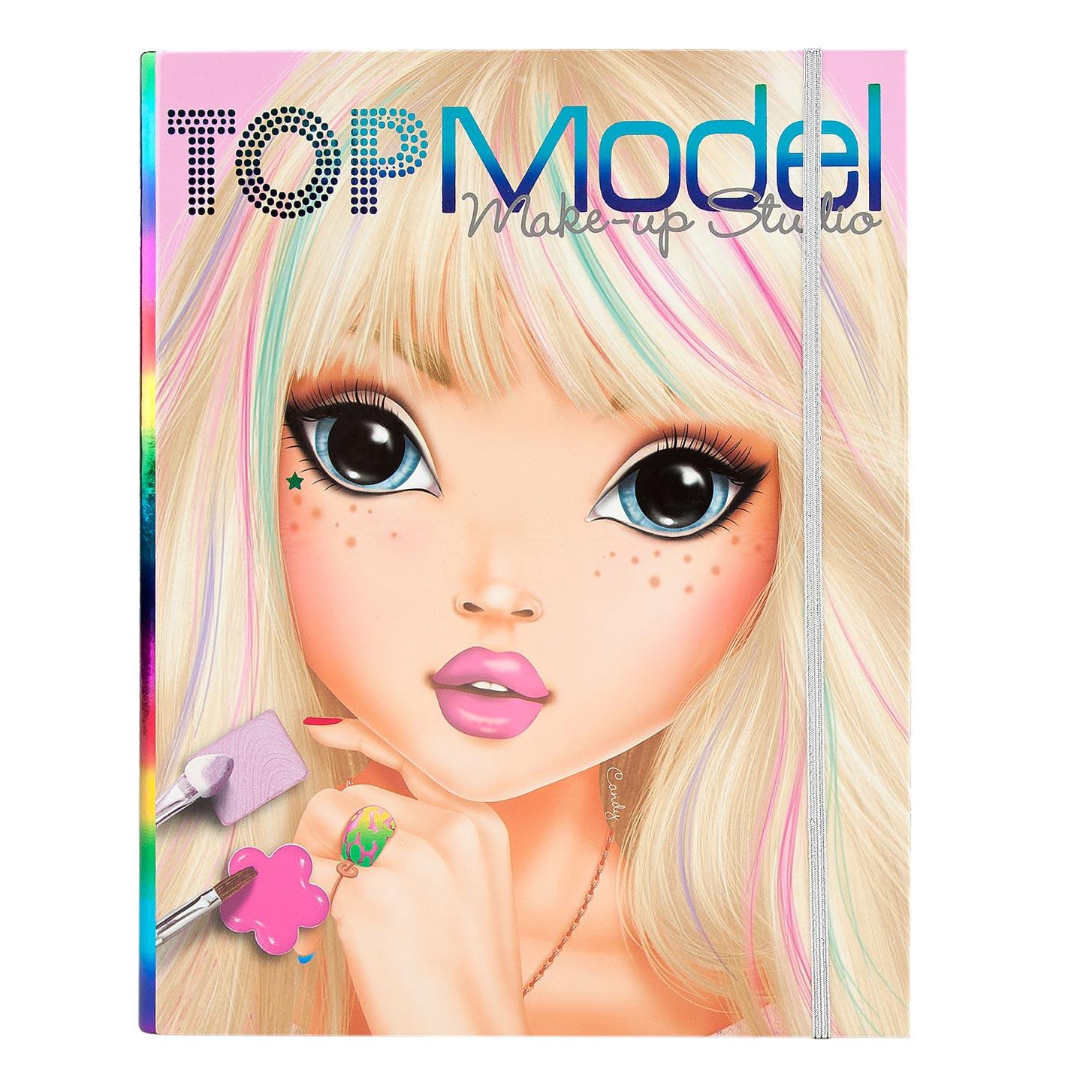 Topmodel make up studio online kopen for Un model de