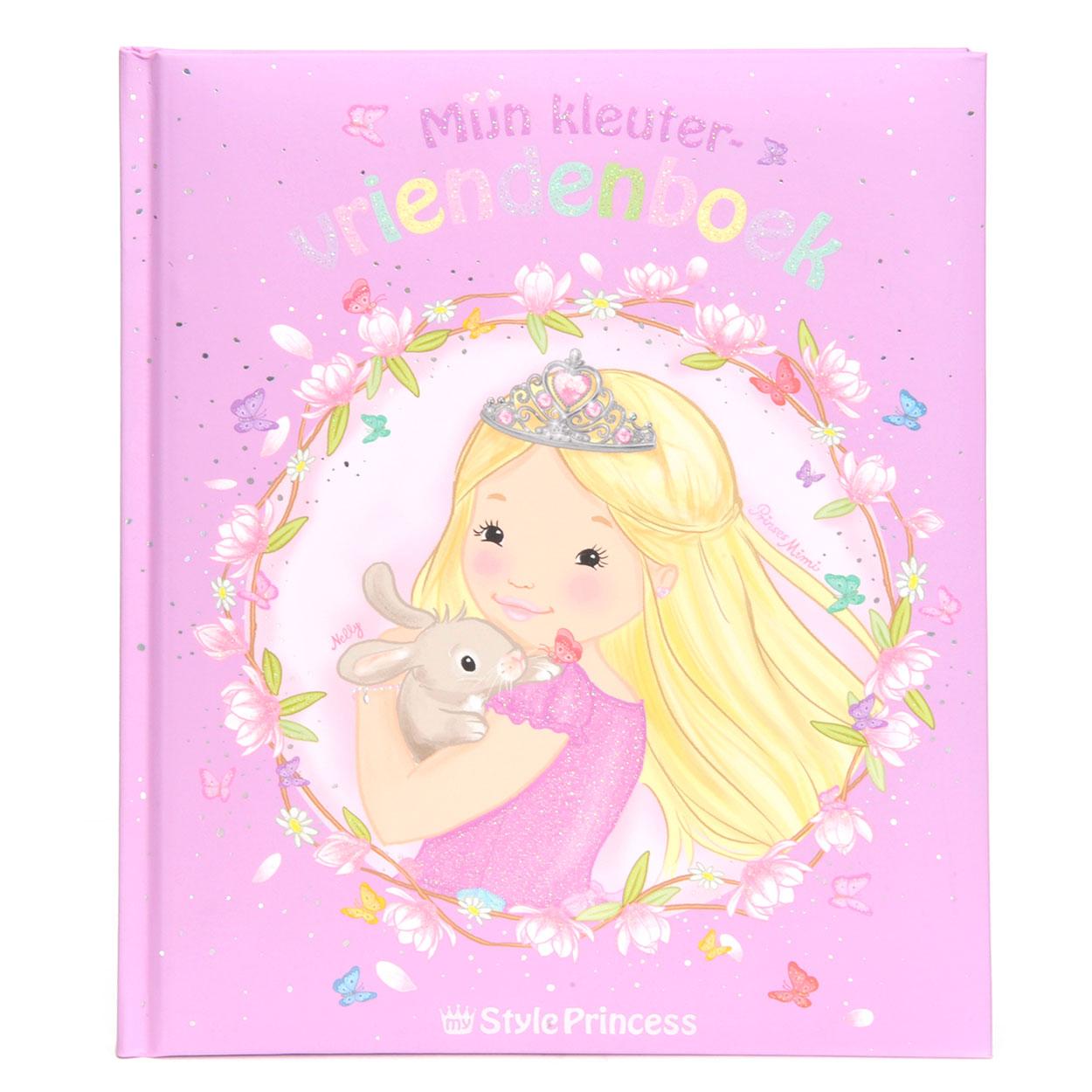 My Style Princess Vriendenboek Prinses Mimi Amp Nelly