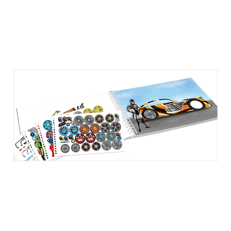 Monster Cars Pocket Kleurboek Online Kopen Lobbes Nl