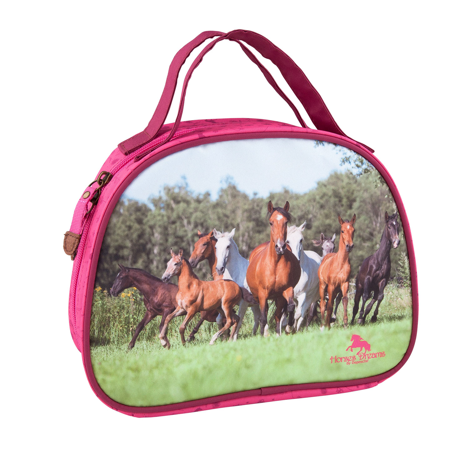 Horses Dream Beauty Case