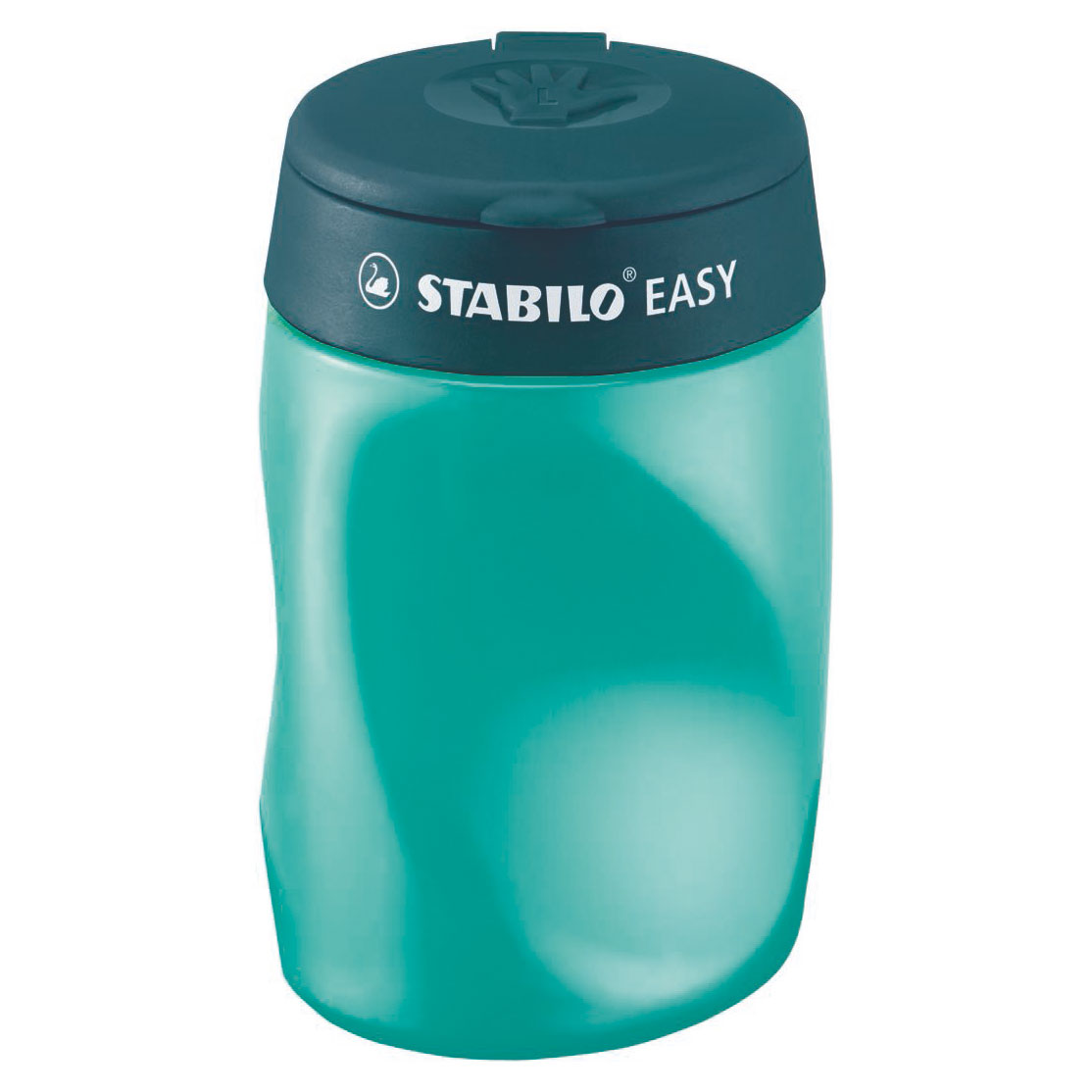 Stabilo Easy 3-in-1 Links Puntenslijper - Petrol