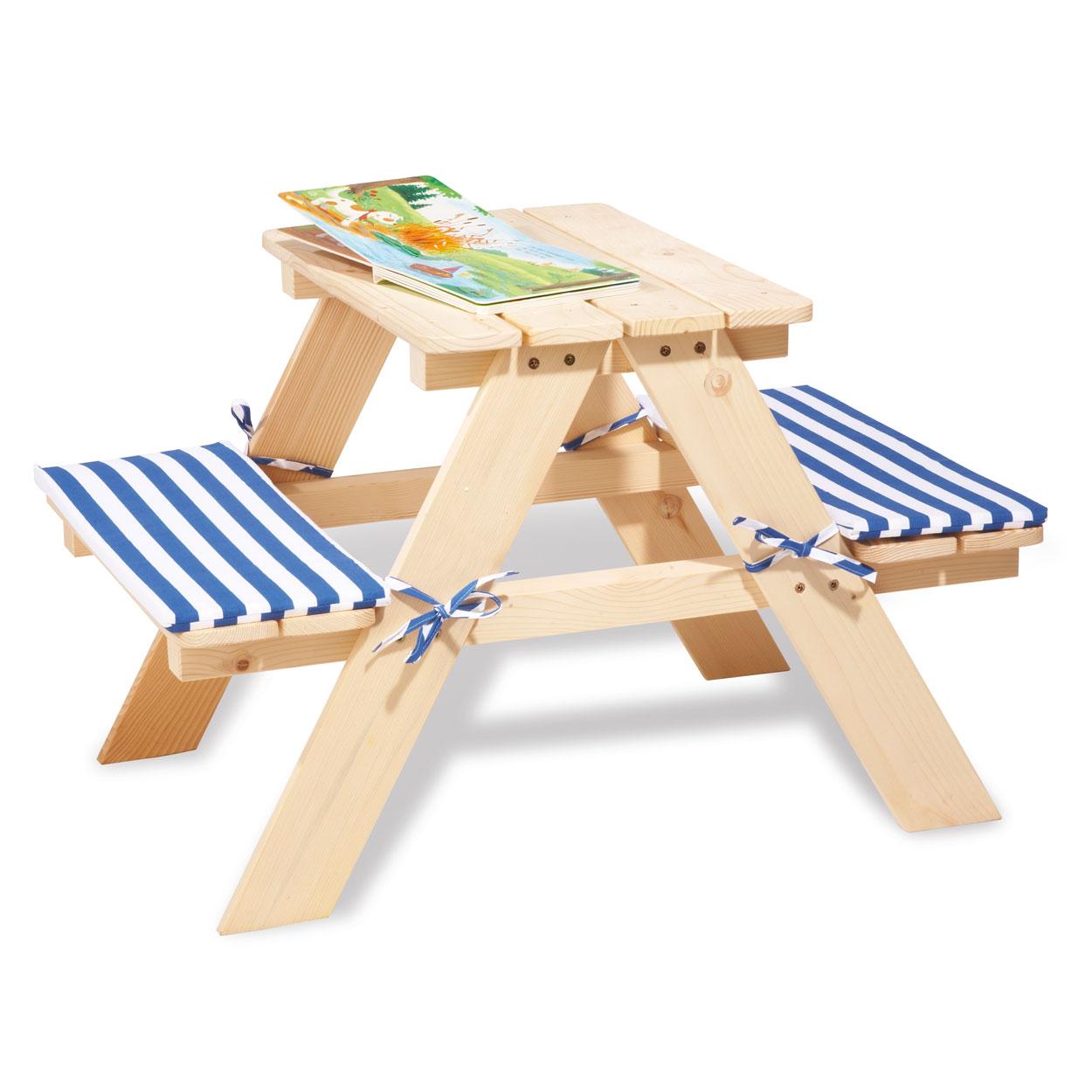 Houten picknicktafel 2 pers online kopen for Poppenhuis kind 2 jaar