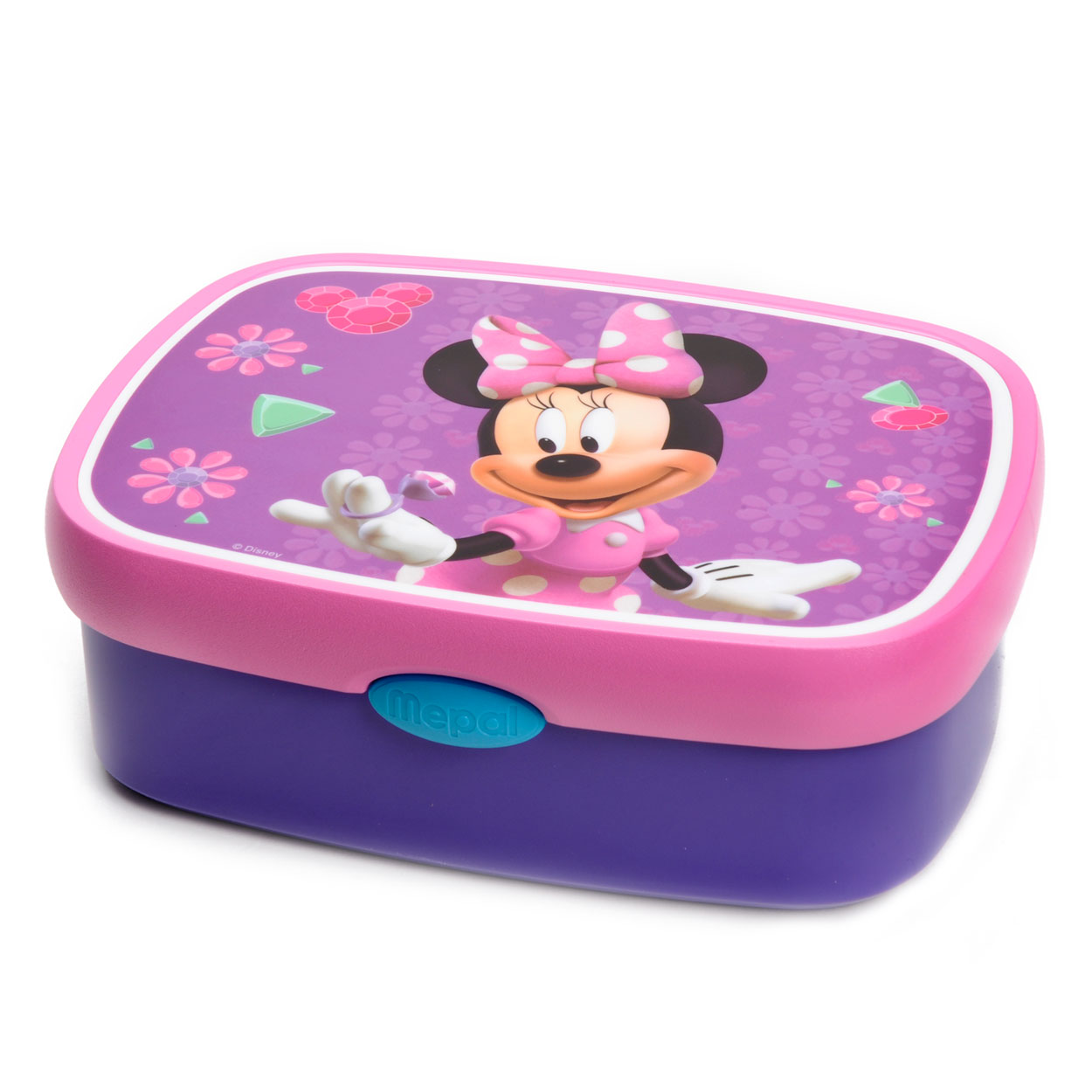 mepal campus lunchbox midi minnie mouse online kopen. Black Bedroom Furniture Sets. Home Design Ideas