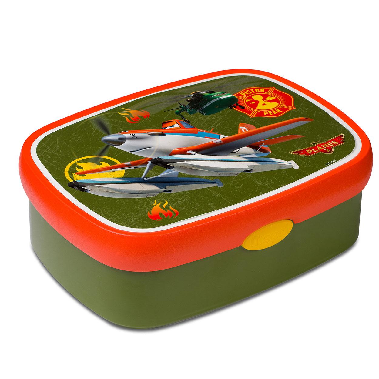 mepal campus lunchbox midi planes 2 online kopen. Black Bedroom Furniture Sets. Home Design Ideas