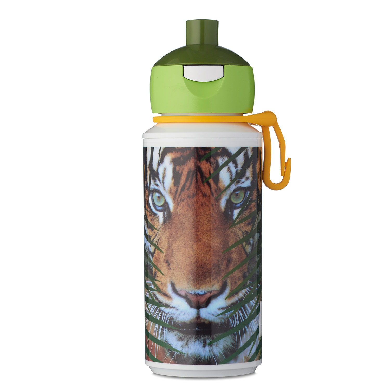 Campus Drinkfles Pop-up - Animal Planet Tijger