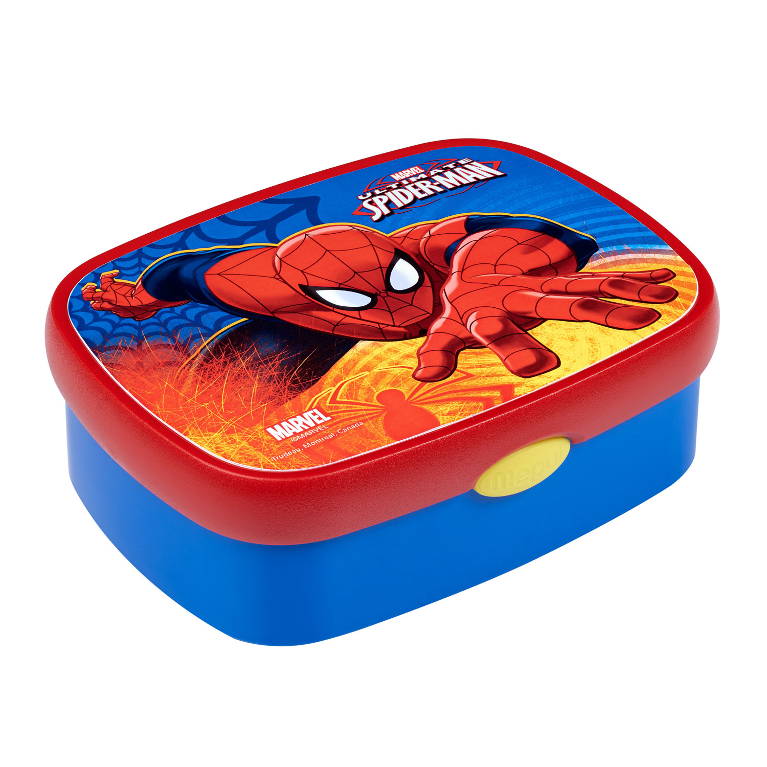 Mepal Campus Lunchbox Midi - Spiderman
